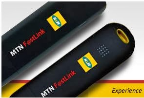 Picture of MTn Fastlink Modem
