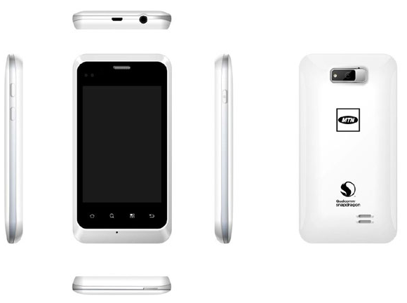 MTN Steppa Android Phone