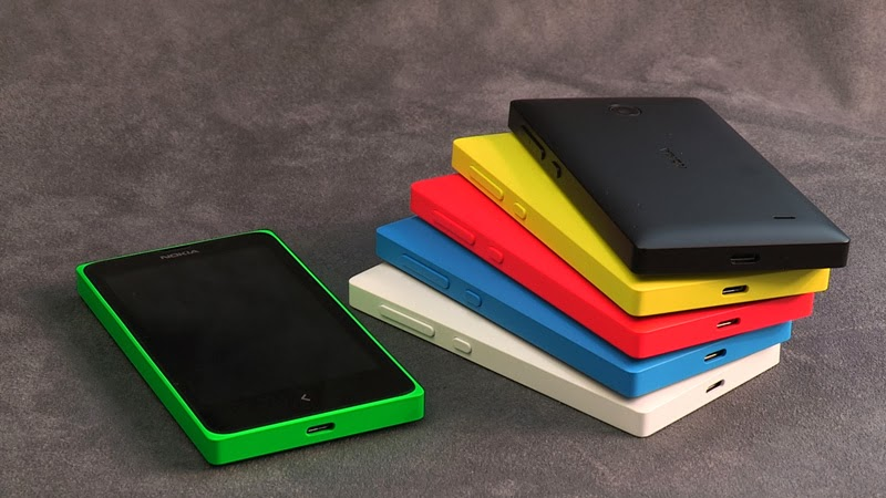 Nokia X phones photos