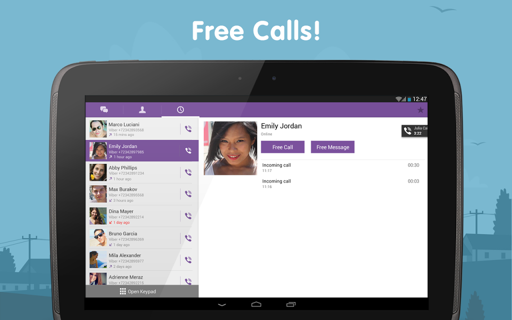 Viber Messenger Chats & Calls on the App Store
