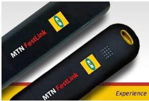Picture of MTn Fastlink Modem