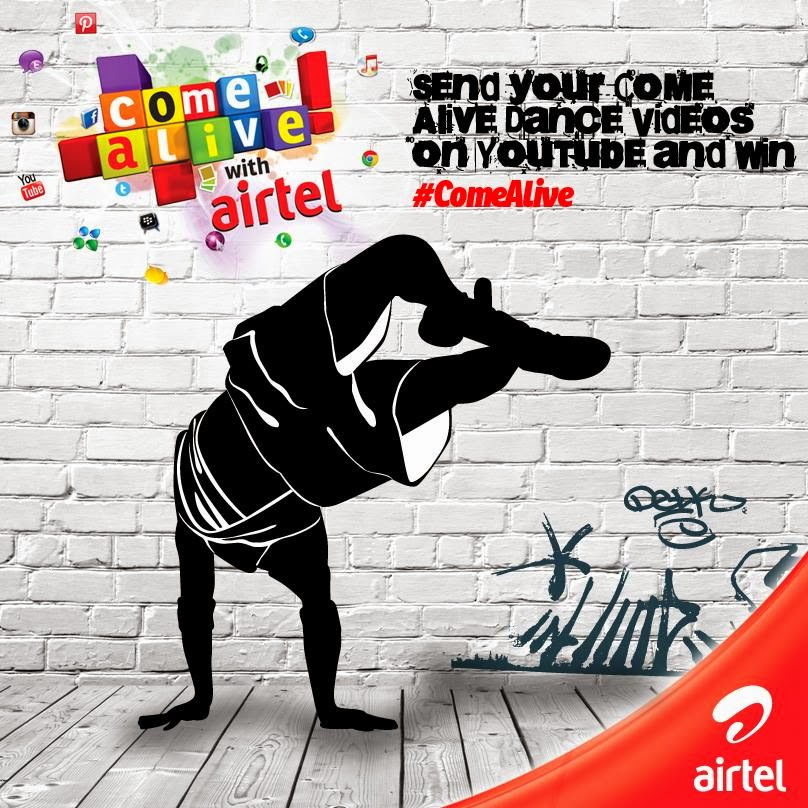 Airtel Dance competition