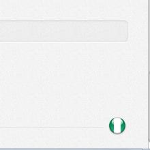 Nigerian flag iTunes