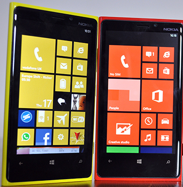 Windows 8 Nokia Phone
